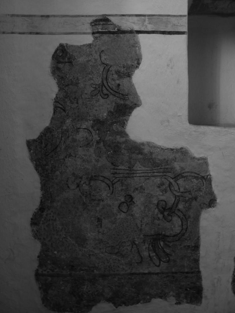 Ejemplo de decoración complementaria del conjunto doctrinero, sutatausa