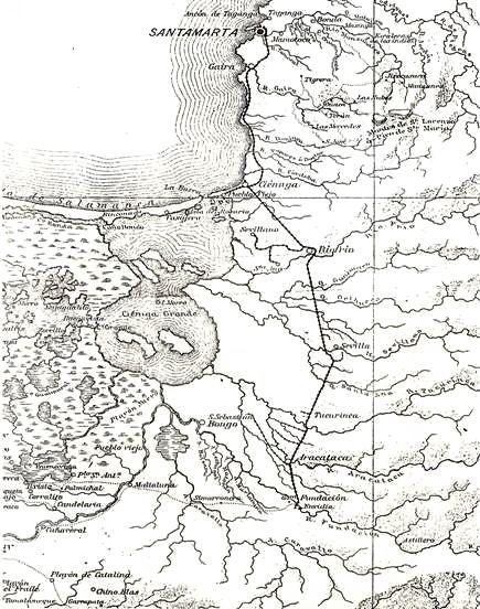 plano inicial F. Sta Mta ferrocarril