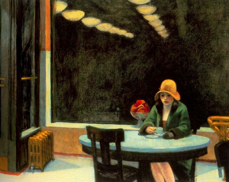 Edward Hopper 1 - Automata
