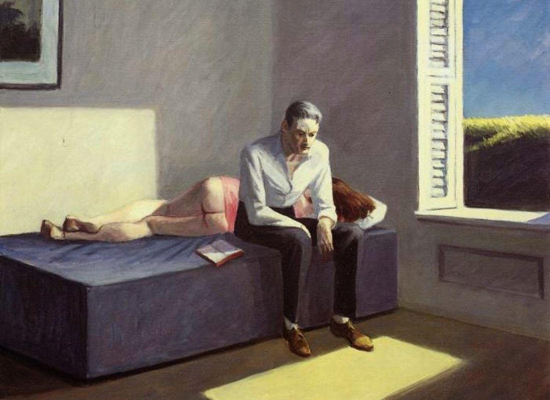 Edward Hopper - Disgresión filosófica