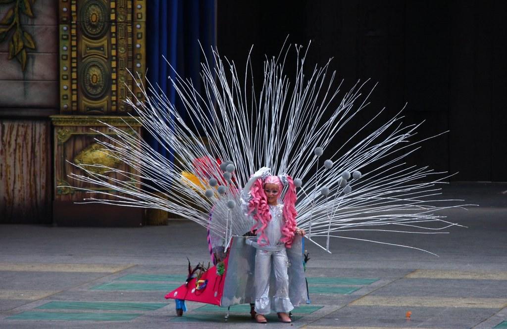 Carnaval de Canarias - Disfraces infantiles