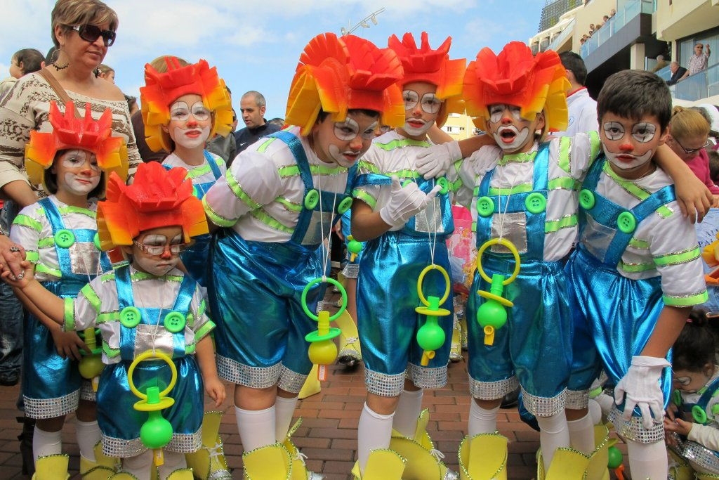 Carnaval de Canarias - Disfraces infantiles_1