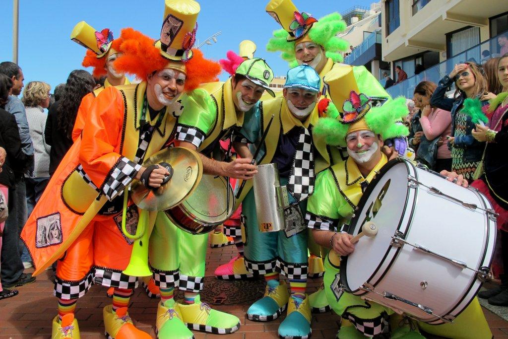 Carnaval de Canarias - Murga